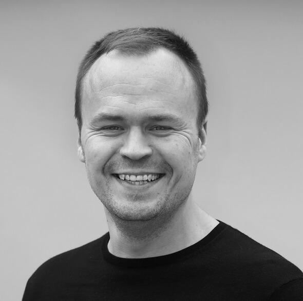 Tobias Nielsen, afdelingsleder